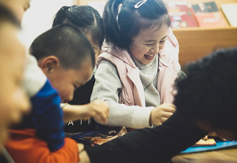 Teach English only in the best Chinese schools